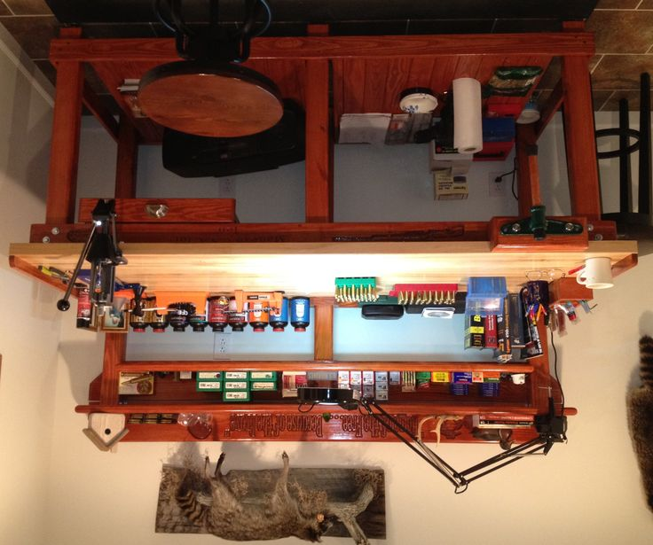 Guns On Kitchen Table: Best 25+ Reloading Bench Plans Ideas On Pinterest