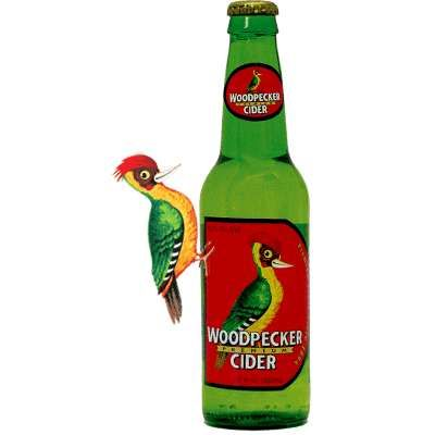 "Woodpecker Hard Cider...my new favorite ""beer"""