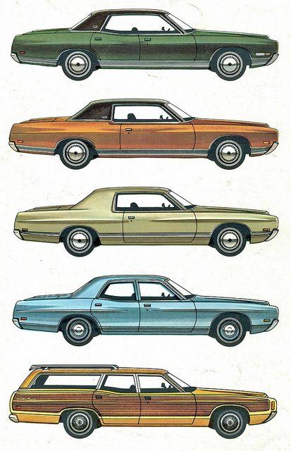 1971 Ford Range