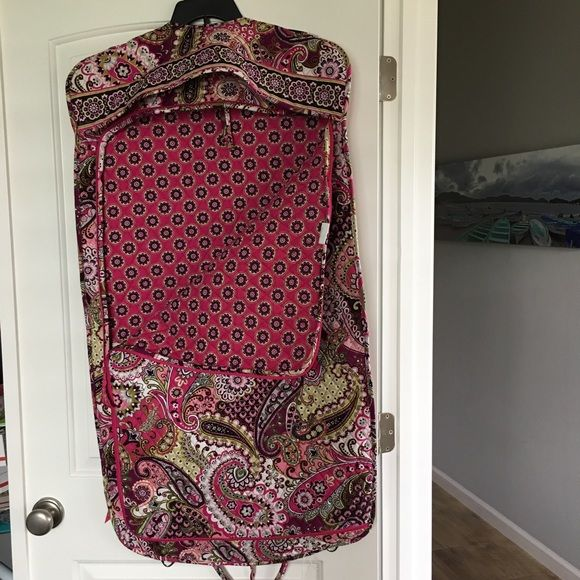 Vera Bradley Garment Bag Vera Bradley Garment Bag. Never used.. Comes from a smoke free home. Vera Bradley Bags Travel Bags