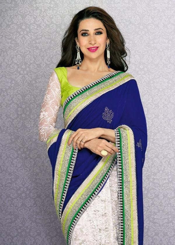 In love with this sari