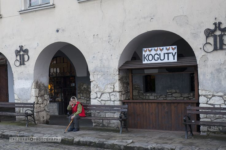 Kazimierz Dolny latem