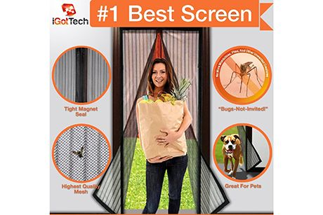 We have captured and explained every feature that makes the screen door highlighted below stand out from the rest. Have a scrutiny, and you will get yours