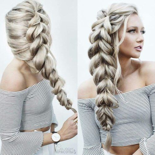 30 Amazing Braided Hairstyles for Medium & Long Hair – Delightful Braids