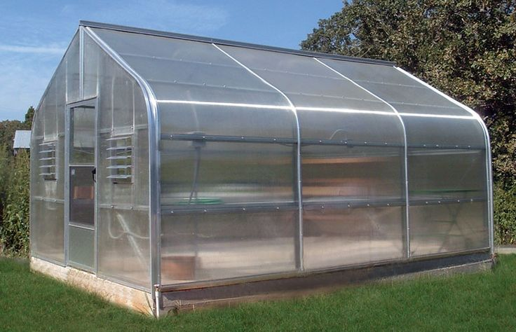 commercial greenhouse kits