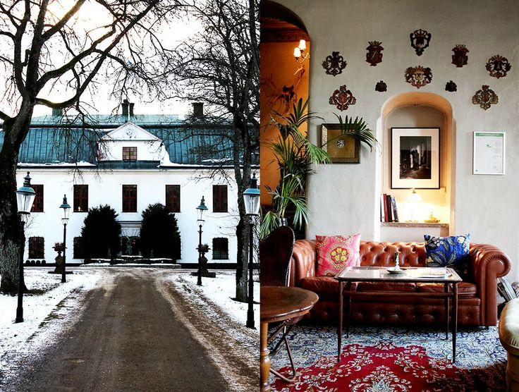 Pictures from Swedish blogger - Strenghielm @ c/o Häringe Palace