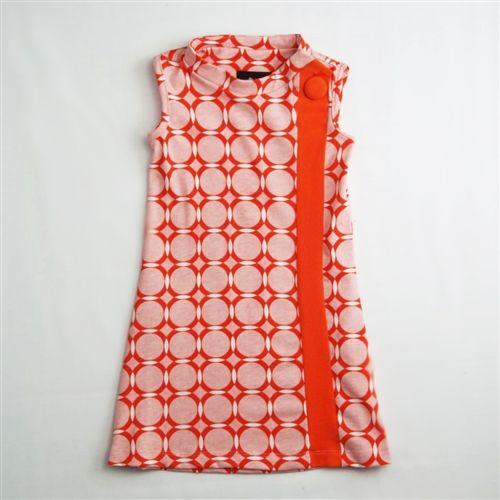 Sideline Dress. 60s retro chic! Mooi voor mijn bengel