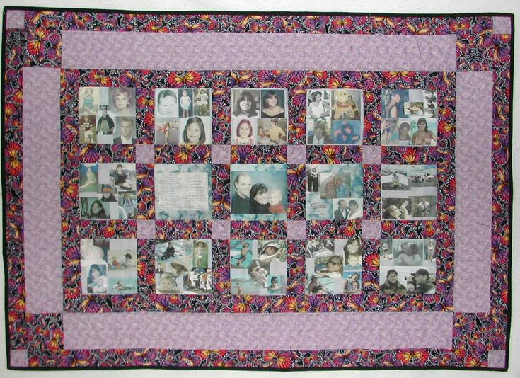 Free Easy Memory Quilt Patterns : 17 Best images about quilts on Pinterest Square quilt, Ironing board tables and Lap quilts