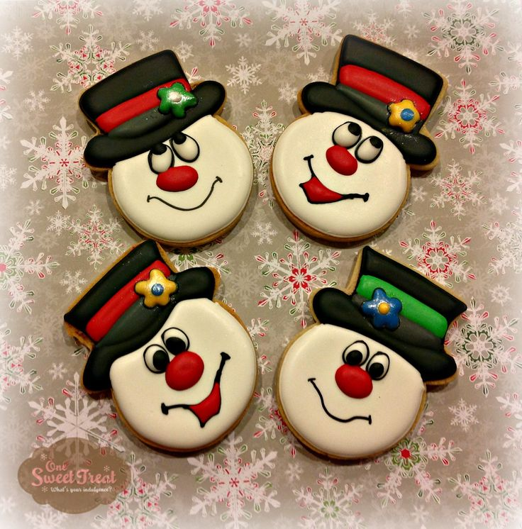 Pictures Of Decorated Christmas Sugar Cookies: 1166 Best Christmas Cookies Ideas Images On Pinterest