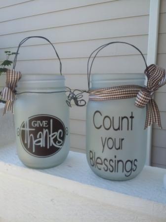 SUPER SATURDAY CRAFT KITS - Mason jars