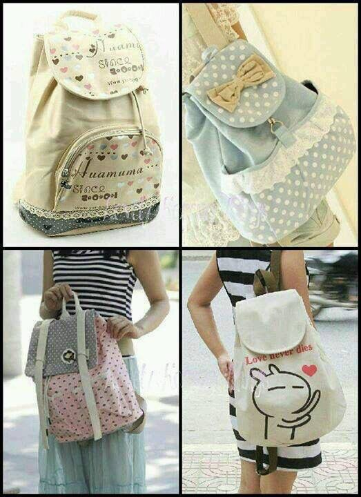 Cute Backpacks -️Stylish Eve