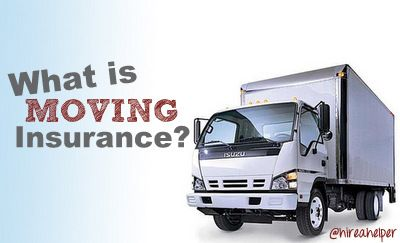 Your TV is probably worth more than an $18 insurance check if your movers drop your TV. Know your moving insurance!