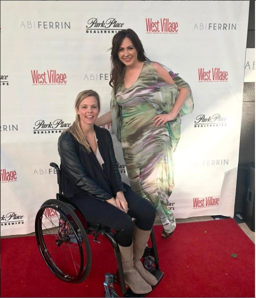 What an inspirational one of our women!!!!! Owner/Founder REACT, Wife, Mother www.neuroreaction.org  After overcoming a horrific accident with a diagnosis that she would have no personal abilities, Kendell now lives to help others do the same. Her non-profit REACT aims to inspire and self-empower all people living with neurological disabilities. #abiferrin #madeforyou #fashionwithpurpose #purposeproject #womenofpurpose