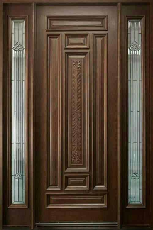Main Door Door Design Wood Doors Closet Interior Design Magnolias Window Treatments Entrance Arquitetura & 329 best door images on Pinterest | Front doors Windows and ...