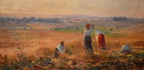 Harvest - Arthur Verona