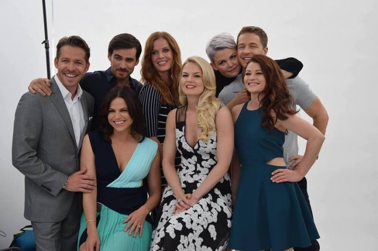 Le casting d'Once Upon A Time !