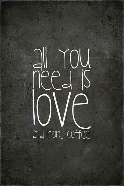 A lot more Coffee