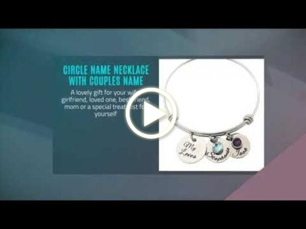 Personalized Bracelet With Kids Names Birthstones Giftidea Mothersday2019 Personalized Bracelets Bracelets Personalized Engraved Gifts