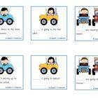 This download includes 2 pronoun activities that focus on the He, She and They pronouns.    Activity 1: The Open Road Pronouns includes 42 cards!  ...