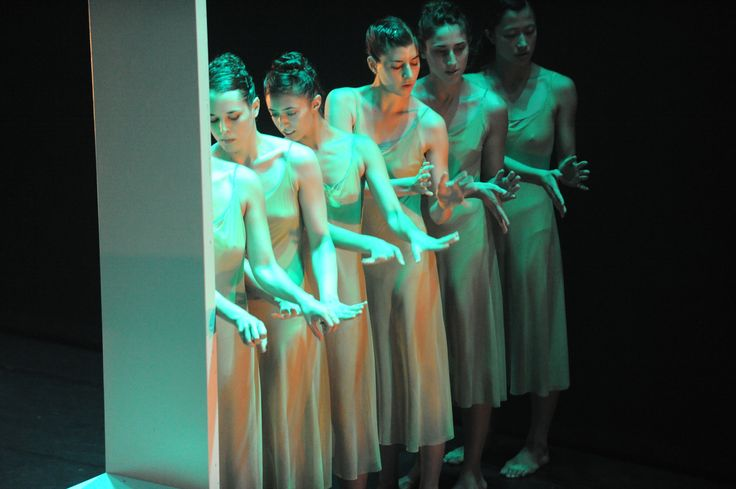 Our costumes for BATSHEVA Dance Company...  www.nataliecapell.com
