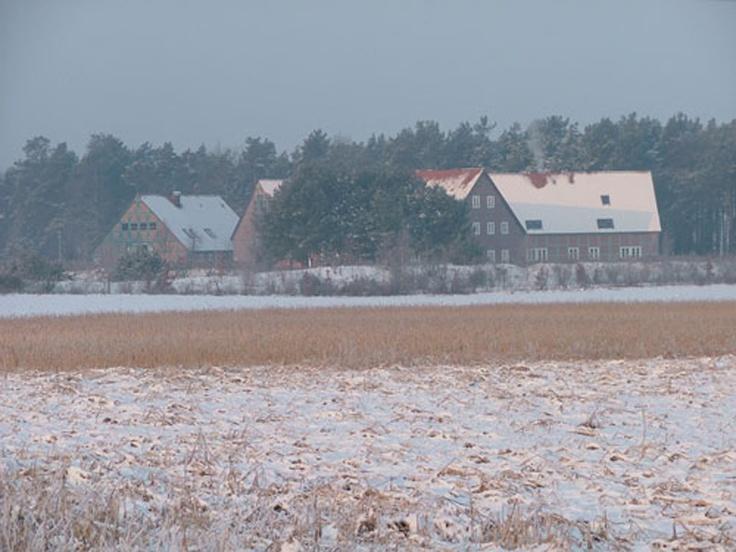 Wellnessurlaub zur Winterzeit in der Lüneburger Heide