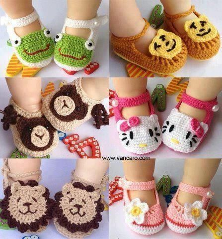 baby shoes by DiaNook