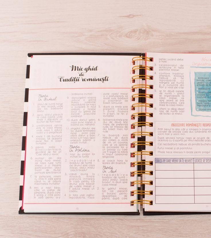 Wedding Planner - Agenda de nunta Lady Cozac32