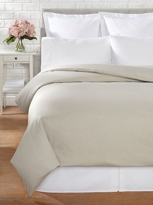 52% OFF Area Parallel Duvet Cover (Sand)