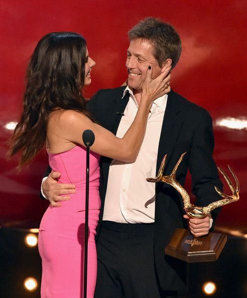 "Sandra Bullock Pictures - Spike TV's ""Guys Choice 2014"" - Show ..."