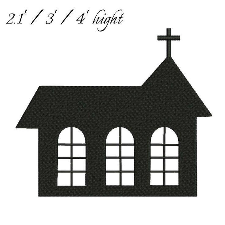 Church embroidery design Jesus Machine pattern digital download by GretaembroideryShop on Etsy