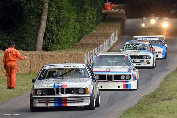 Here's The 2016 Goodwood Festival Of Speed In Just 110 Photos - #BMW #livery