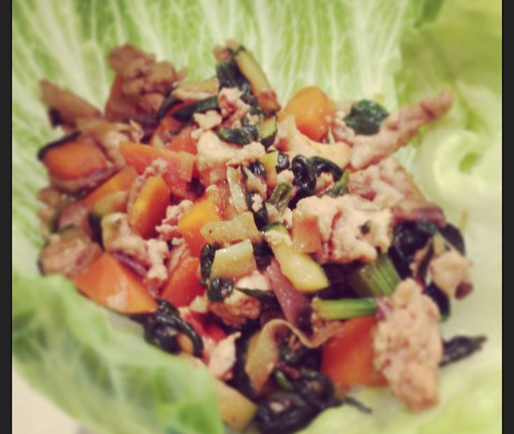 Super Tasty and Healthy Sang Choy Bow