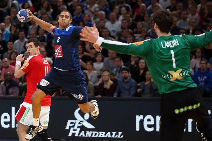 Handball : Cédric Sorhaindo et Daniel Narcisse sélectionnés avec les bleus pour l'Euro 2016