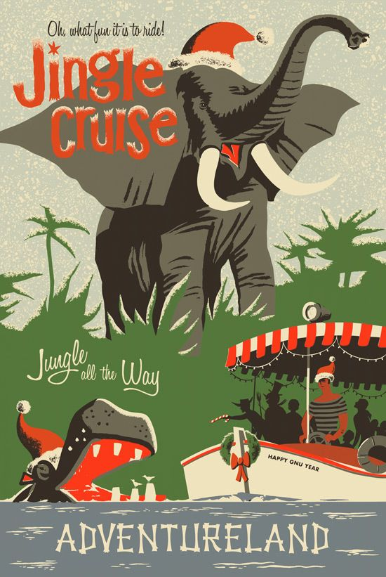 First Look: Jingle Cruise Props & Opening Dates at Disneyland Park and Magic Kingdom Park