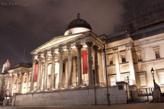 National Gallery w Londynie