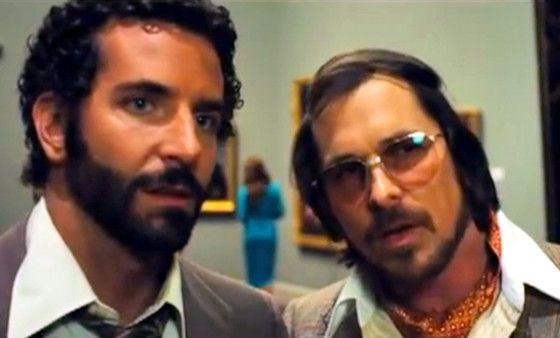 American Hustle: Christian Bale