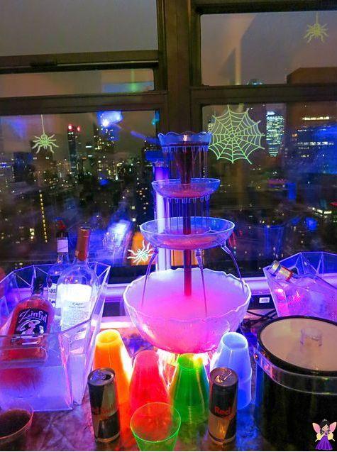 Tema: Festa Neon - Festa de 15 anos - Debutante