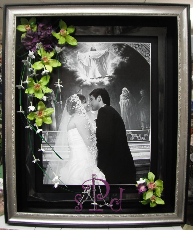 shadow box for wedding bouquet freeze dried wedding bouquet flowers in our custom shadow 7313