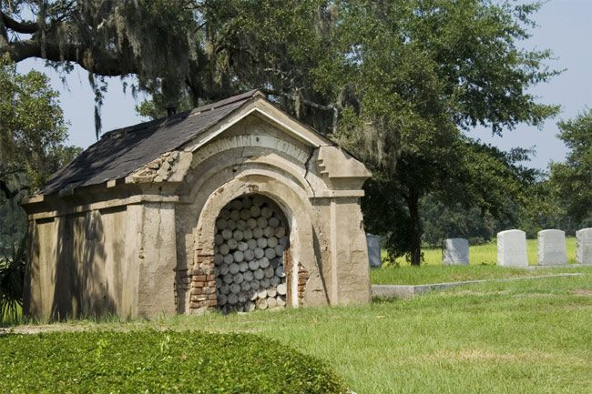 Charleston Sc Cemetery Tours