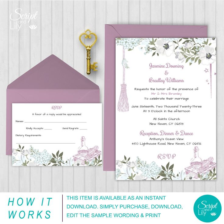386 best Instant Downloadable Edit and Print Digital Wedding - free rsvp card template