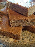 The Happy Belly Blog: Gluten Free, Grain Free Apple Cinnamon Bars (GAPS, Paleo, Primal)