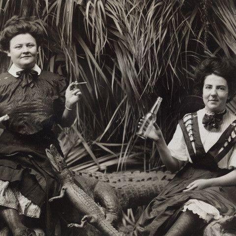 Alligator Women - PROJECT B - Limited Edition Prints, Vintage Photographs, Shop Collections