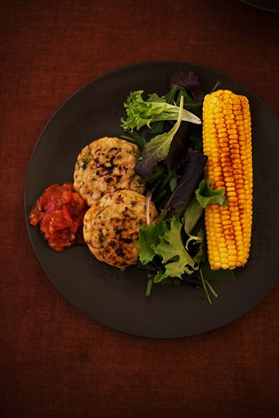 Cumin scented turkey burgers from The Fast Diet Recipe Book by Mimi Spencer. Visit Mumsnet to ask Mimi a question on Thursday May 2 at 9 pm