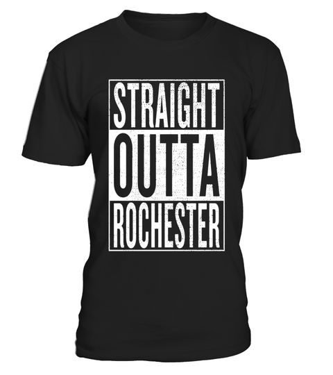 "# Straight Outta Rochester Great Travel & Gift Idea T-Shirt .  Special Offer, not available in shops      Comes in a variety of styles and colours      Buy yours now before it is too late!      Secured payment via Visa / Mastercard / Amex / PayPal      How to place an order            Choose the model from the drop-down menu      Click on ""Buy it now""      Choose the size and the quantity      Add your delivery address and bank details      And that's it!      Tags: This Rochester USA…"