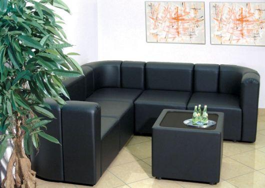 Офисная мебель Юнитекс. Диваны серии Юнона
