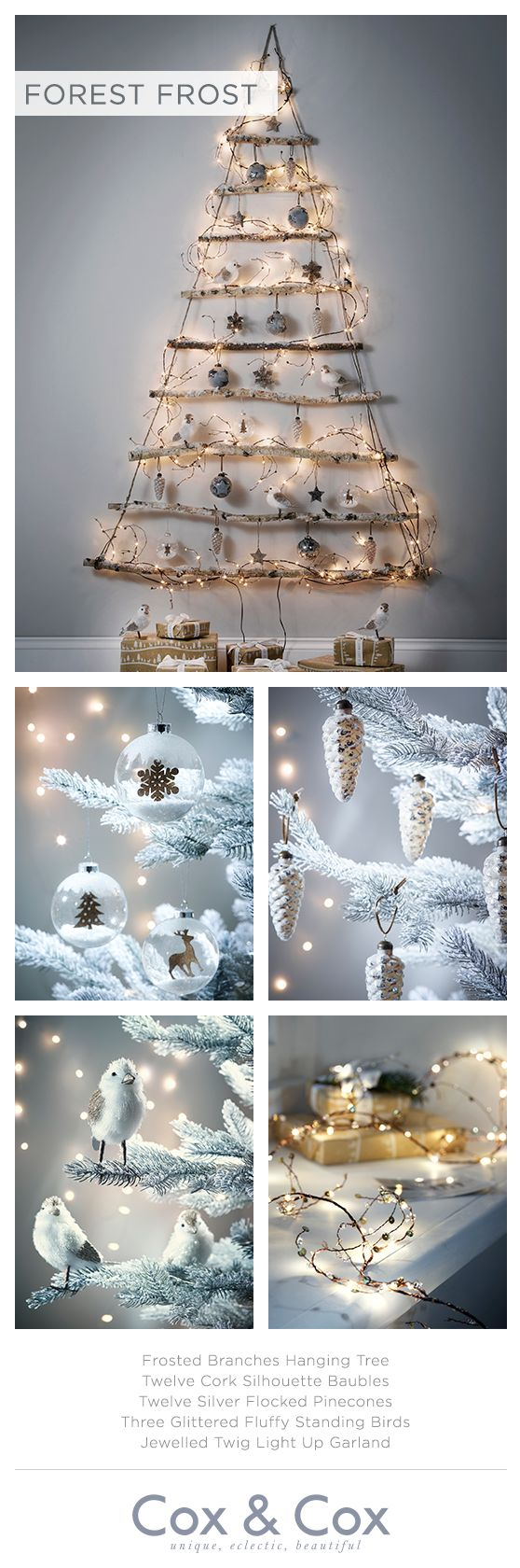 Best images about Christmas decorations on Pinterest Trees