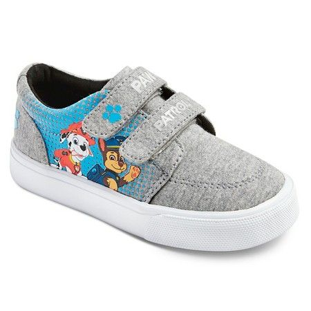 Toddler Boys' PAW Patrol Canvas Sneakers : Target