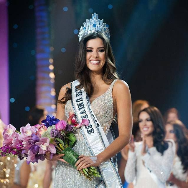 Paulina Vega of Colombia Crowned Miss Universe 2014