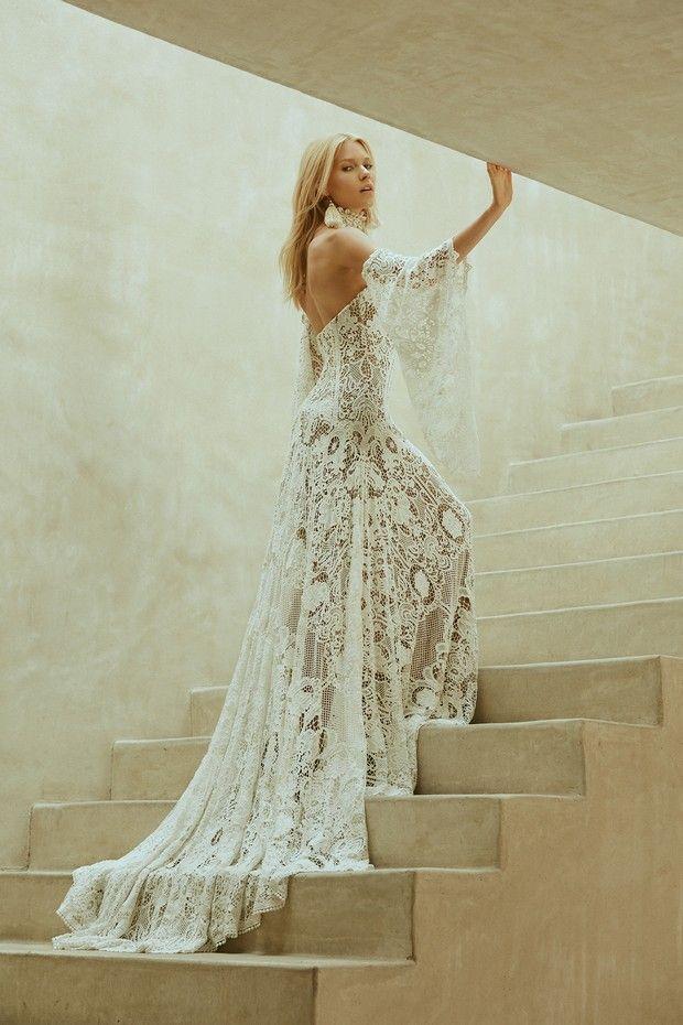 Vestido de noiva | Coleção Love Spell da Rue De Seine - Portal iCasei Casamentos