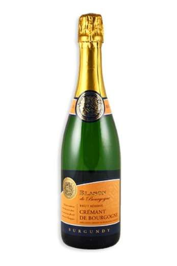 Blason de Bourgogne Cremant de Bourgogne Brut Reserve NV, $9.99 Cremants are sparkling wines from Fr... - Provided by Refinery29 Inc.